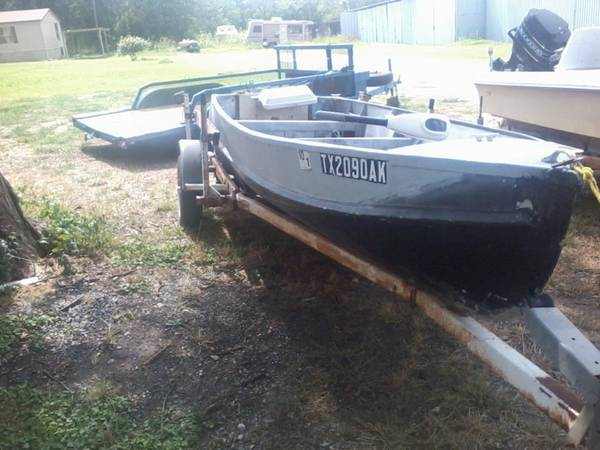 i have a lonestar boat and a skeeter boat BOTH FOR 1 PRICE - $1250 (75076)