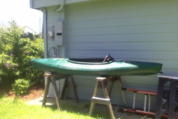 Old Town Otter Kayak Package - $150 (Jamaica Beach)