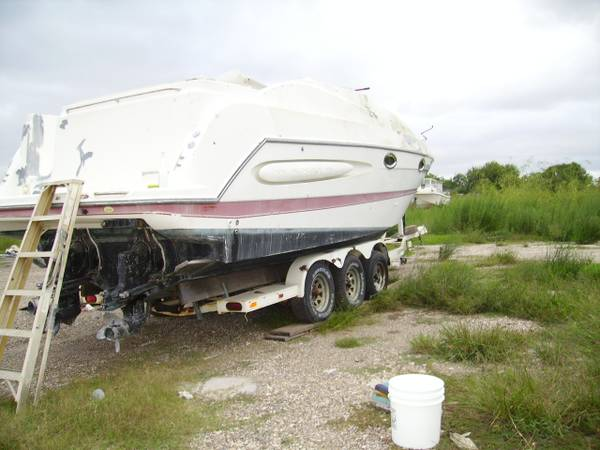 30 MAXUM 2900SE my loss your gain-has damage - $8500 (Baycliff, tx)