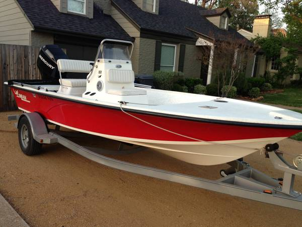 2006 Mako 181 90HP Mercury - $13995 (Dallas, TX)
