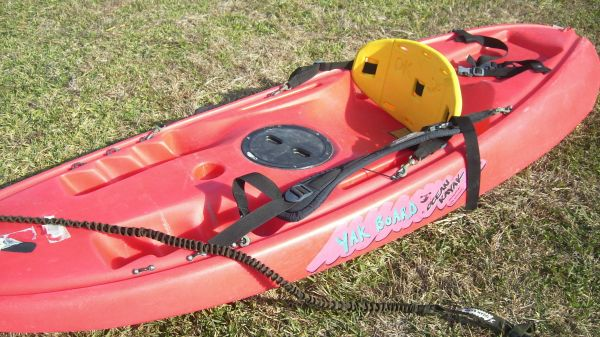 OCEAN KAYAK YAK BOARD - $199 (2001 Texas Ave Texas City 77590)