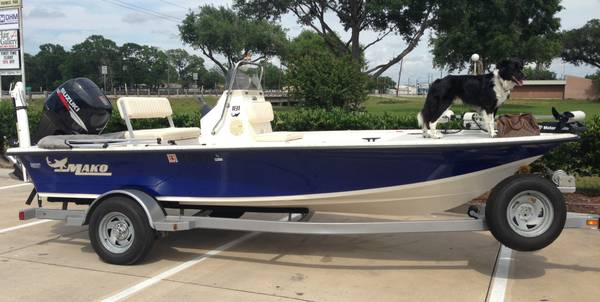 08 mako 181 LTS REDUCED - $15500 (San Antonio)