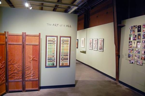 The ART of it ALL 2   An All Media International Juried Exhibition