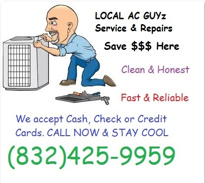 40  HVACAir Conditioner Cooling ProAC Service