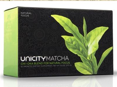 Unicity Matcha for Natural Energy at Discount Rates - Dolce Vita Cardio