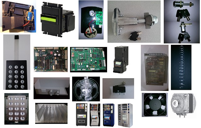 GENESIS Vending GO127137 GO380 OD173 GO888 GO326 - New PARTS On SALE Here BUY HERE Website