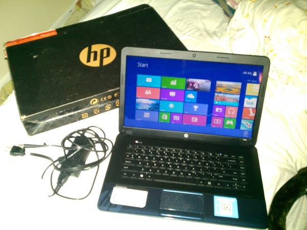 Brand new HP Notebook PC Windows 8 -   x0024 300  galveston