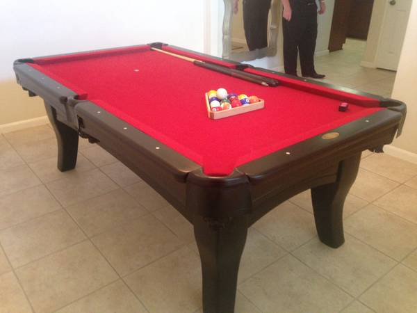 Spencer Marston Billiards Co. Pool Table FOR SALE - x00241250 (League City)