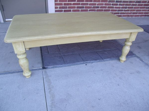 Farm House Coffee Table (HW4021) - $296 (Nadeau - Furniture With a Soul)