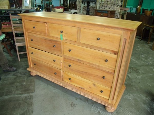 Charleston 7 Drawer Dresser (A206) - $804 ( Nadeau -- Furniture With a Soul)