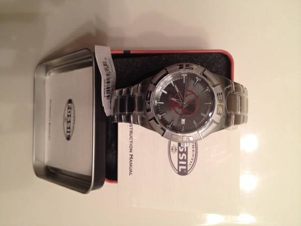 Brand New In Box Fossil PR5330 Watch -   x0024 60  League City Dickinson