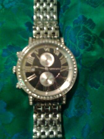 Limited Edition Marc Ecko Silver Obsession Watch -   x0024 165  Galveston