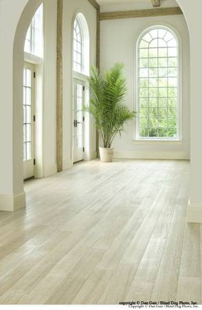 7  Prefinished Engineered Sawmark Barnwood Flooring for  4 90 sq ft