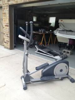 Elliptical Machine (High Quality) - $500 (Dickinson)