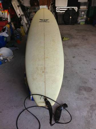 Surf board phase one 710 - $350 (Texas city)