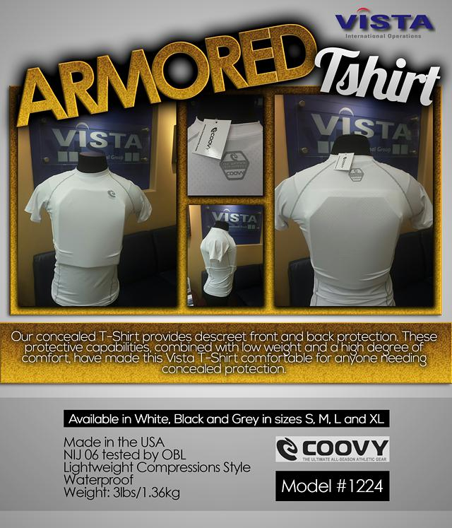 200  Armored Tshirts - Best Concelaled option