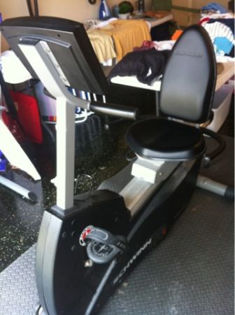Schwinn 920i Exercise Bike  - $100 (League City)