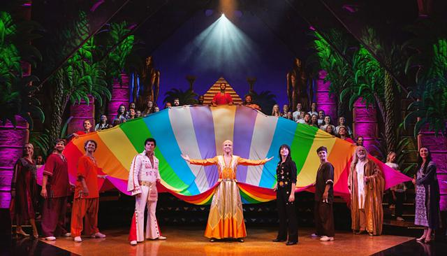 Joseph And The Amazing Technicolor Dreamcoat Tickets at Grand 1894 Opera House on 10022015