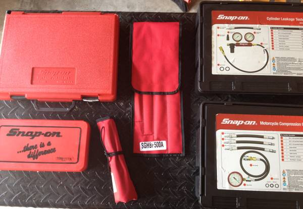 SNAP ON TOOLS - LOT - $1500 (Dickinson)