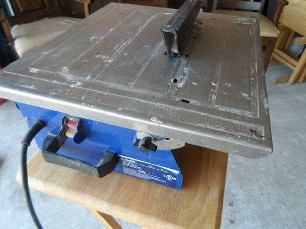 CTC550 Tile Cutter - $40 (Sugar Land)