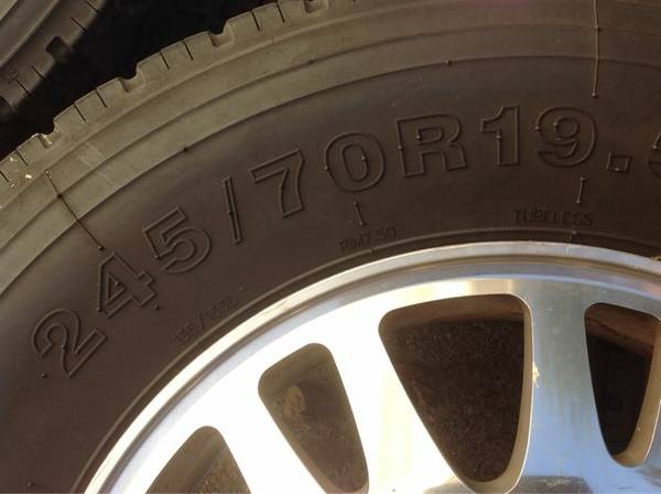 Dually wheels - $1500 (Alvin)