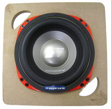 Subs for sale ORION HCCA MEMPHIS MTX - $100 (Clear Lake)