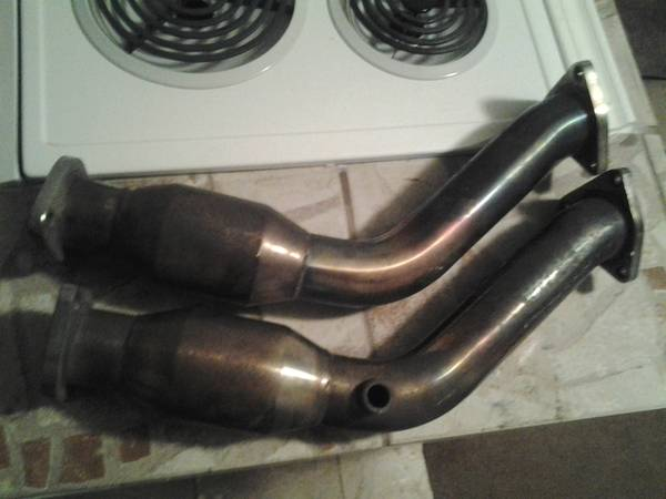 350z or G35 high flow performance cats - $150 (league city)
