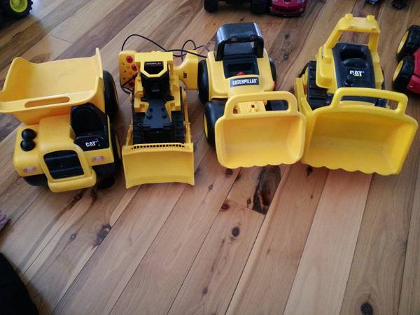 Lot of Toy Tonka Trucks -   x0024 40  La Marque