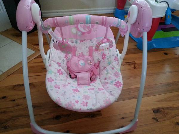 Infant Travel Swing -   x0024 5  La Marque