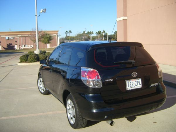 2007 TOYOTA MATRIX,AUTOMATIC,WELL MAINTAINED - $7500 (HOUSTON)