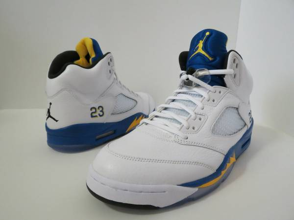 Air Jordan V - Laney - size 12 - DS - $250 OBO - $250 (Galveston)