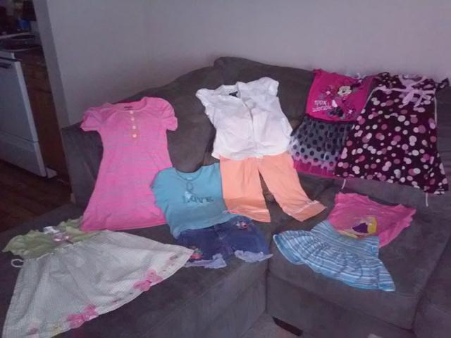 $30, Very nice clothes for little girl.Circo,gap,the childrens place, carter
