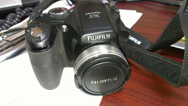Fujifilm Finepix S700 7.1MP Digital Camera with 10x Optical Zoom - $40 (league citydickinson)
