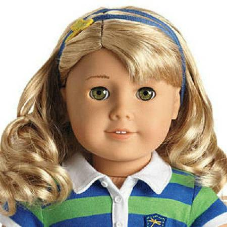 American girl doll Lanie - x0024130 (League City, TX)