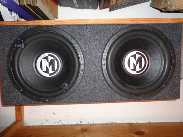 Memphis (12) Sub Speakers For Sale - $60 (Alvin,Tx)