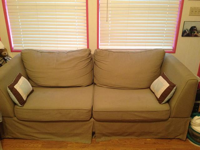 100  Pre - Moving Sale 4 piece living room set