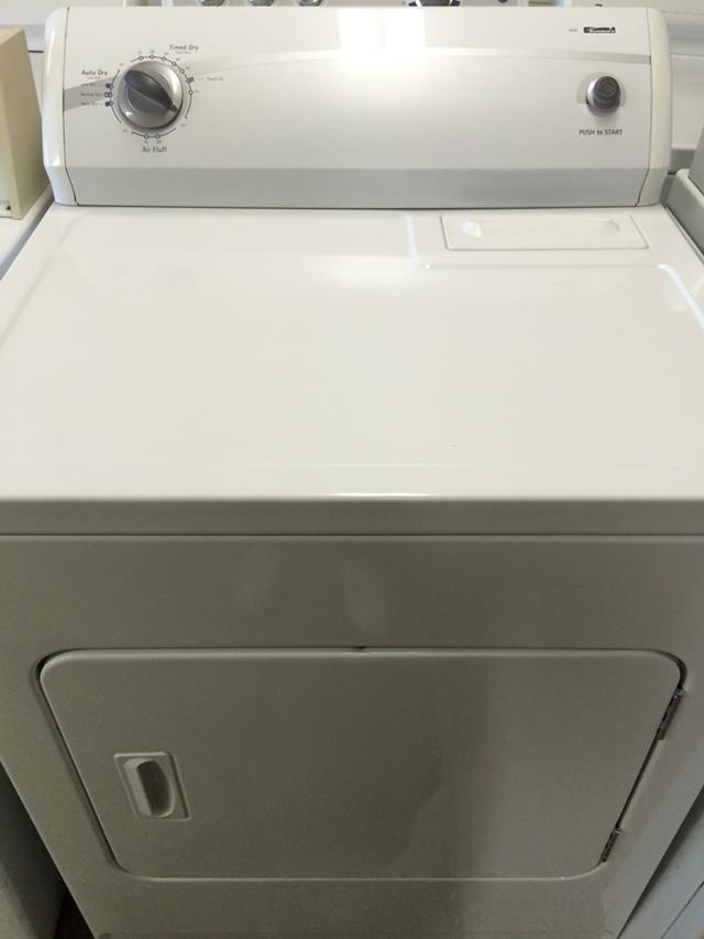 250  Kenmore Electric Dryer in White