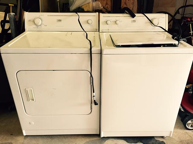 275  Whirlpool Washer and Dryer