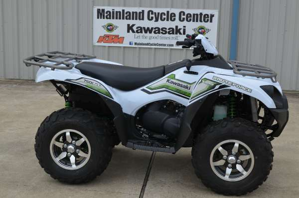 8 599  2015 Kawasaki Brute Force 750 4x4i EPS