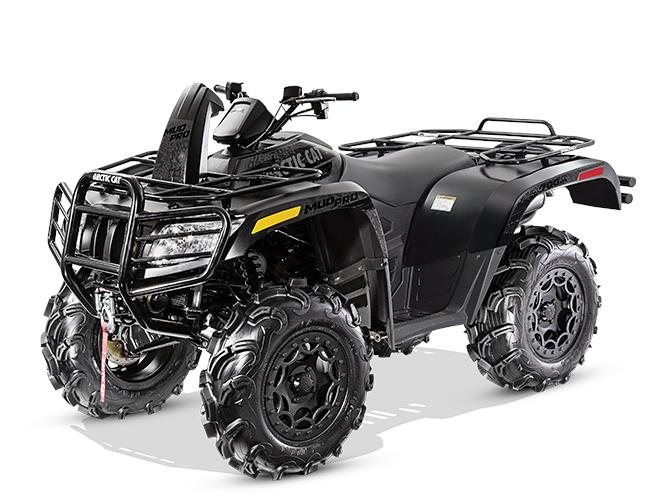 9 799  2015 Arctic Cat MudPro 700 Limited EPS