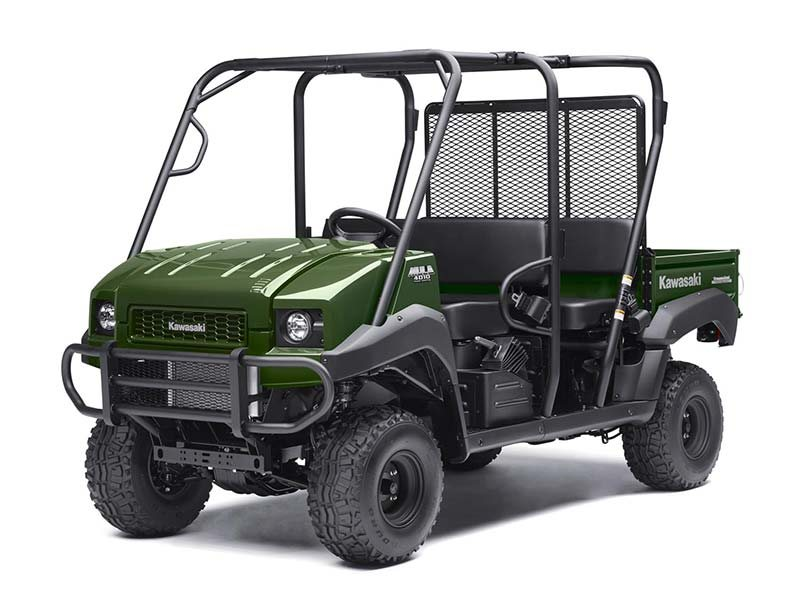 9 799  2015 Kawasaki Mule 4010 Trans4x4 Brand New 3 Year Warranty