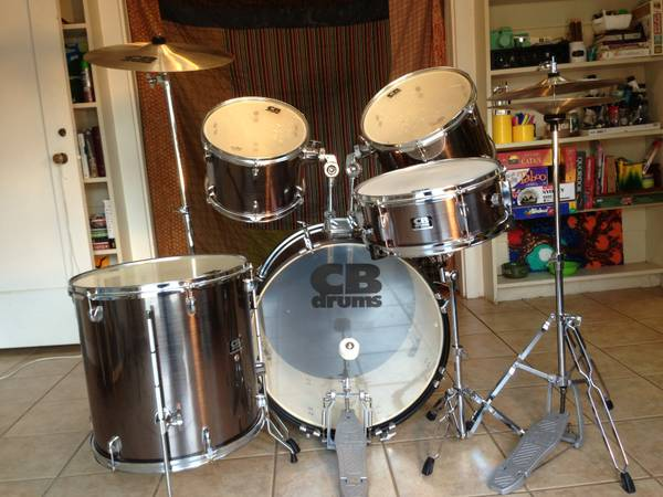 CB Drums SP Series - $400 (Bryan College station )