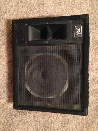 Peavey 112 HC powered monitor - $80 (Clear Lake)