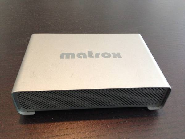 Matrox MXO2 Mini -   x0024 349  Houston