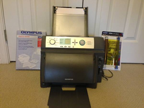 Camedia Digital Color Printer -   x0024 100  Galveston