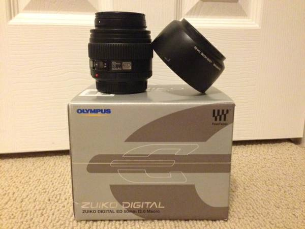 Olympus Zuiko digital ED50mm f2 0 Macro lens -   x0024 225  Galveston