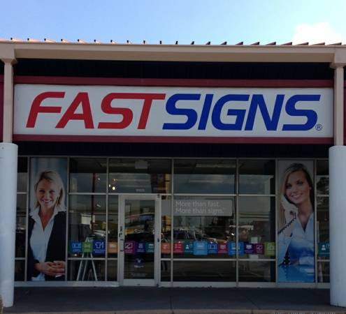 Fastsigns - Customer Sales Representative (Northwest Houston)