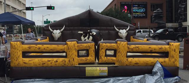 Party time Mechanical Bull for rent