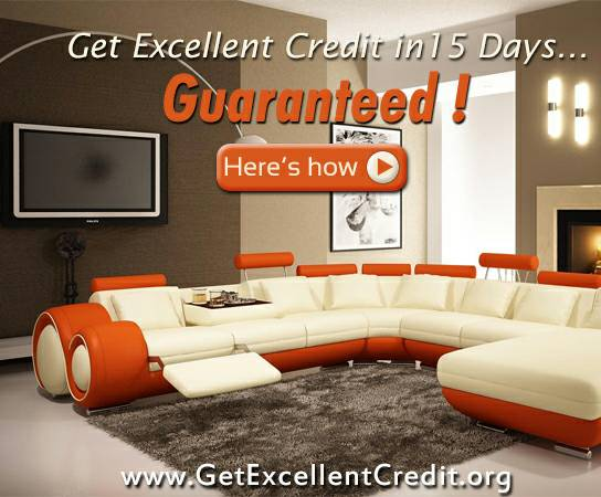 MORE THAN 100,000 PEOPLE GOT EXCELLENT CREDIT IN 2 WEEKS (Galveston, NC and Surrounding or Remote)