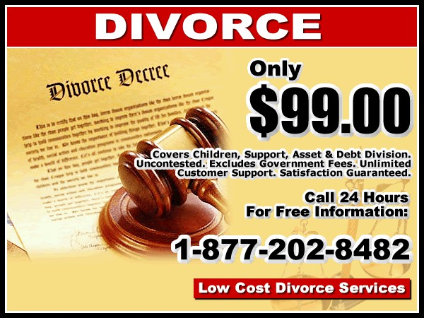 Divorce Only  99 00  Call Now 1-877-202-8482